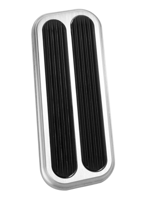 Lokar 1966-77 Bronco Throttle Pedal Pad Curved