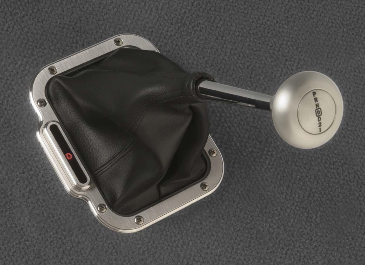 Lokar 350-V Rect LED Boot Indicator/Boot