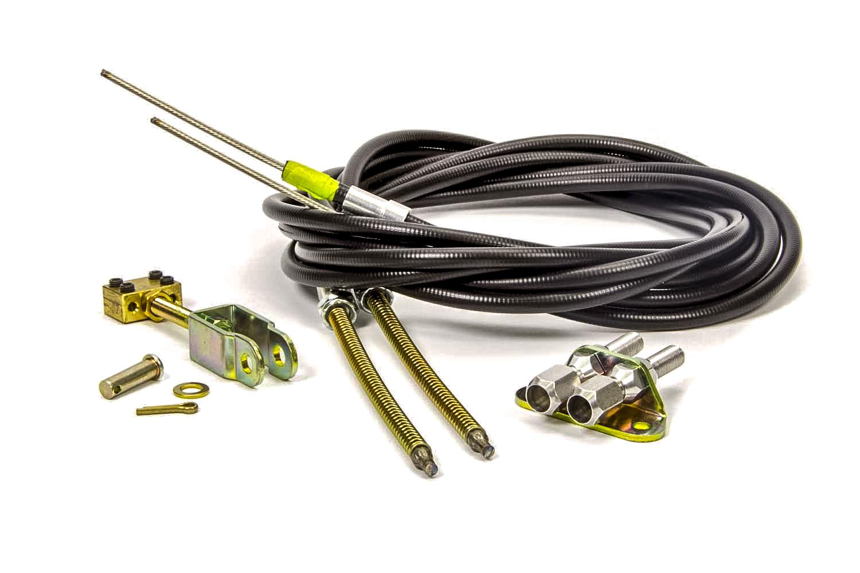 Lokar Black T-Bird E-Brake Cable