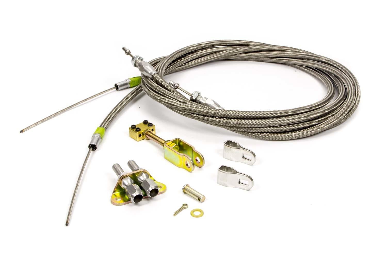 Lokar Ford Emergency Brake Cable