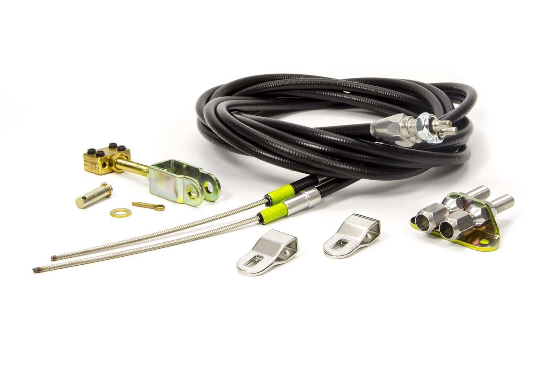 Lokar Ford Explorer Disc Brake E-Brake Cables