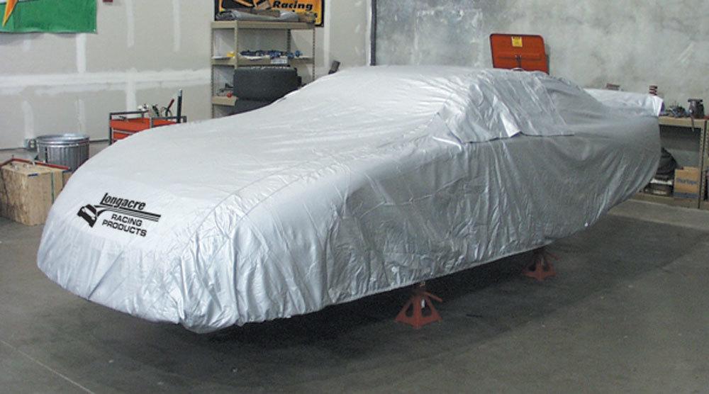 Longacre Late Model Car Cover