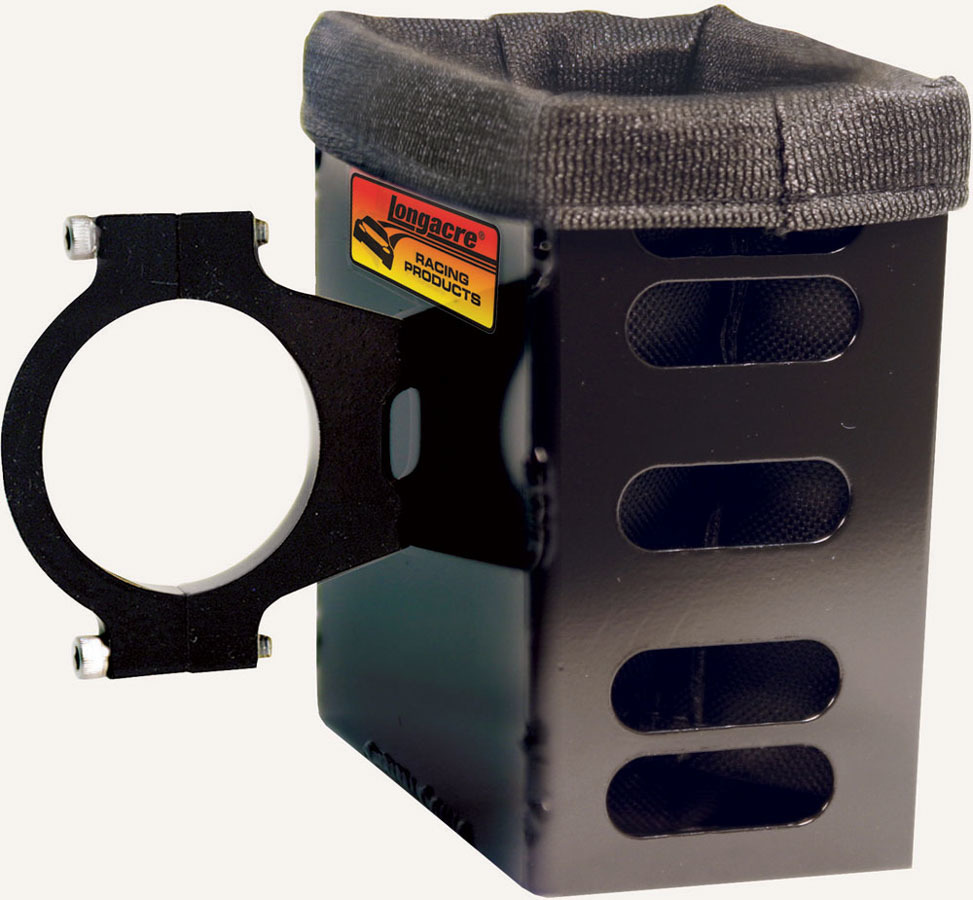 Longacre Radio Box Compact 1.75in Black