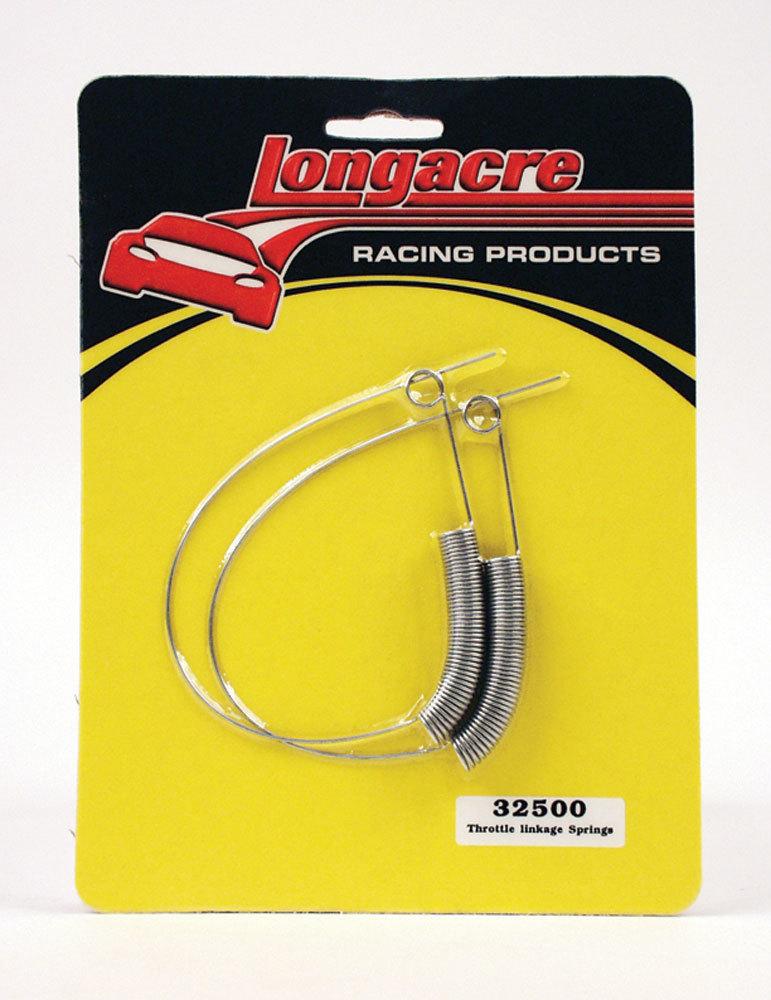 Longacre Throttle Spring 2 Pack
