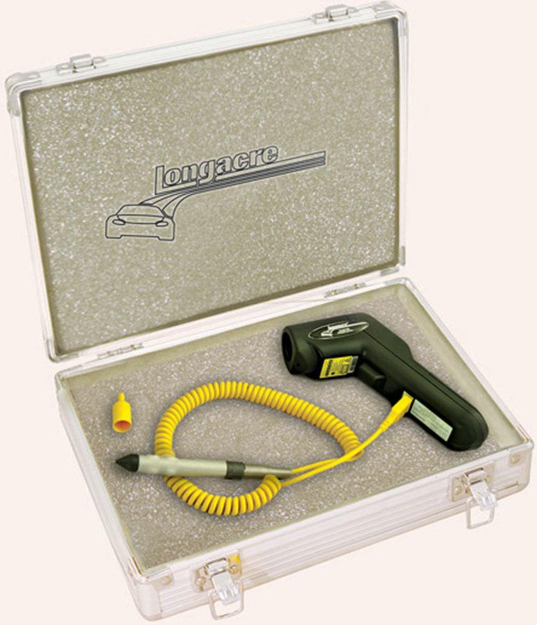 Longacre Dual Function Pyrometer w/Case