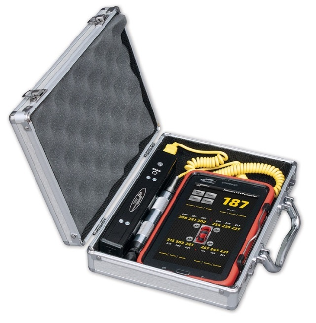 Longacre Pyrometer w/ Memory Tablet