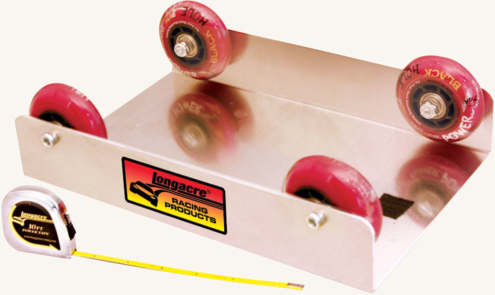 Longacre Stagger Roller w/Tape