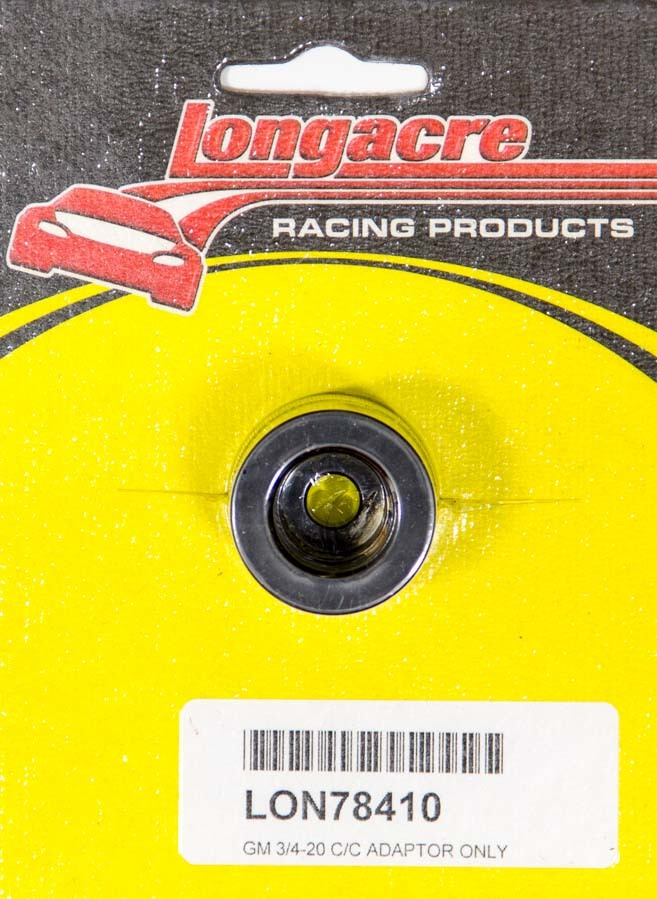 Longacre GM Adapter 3/4in - 20 Thread