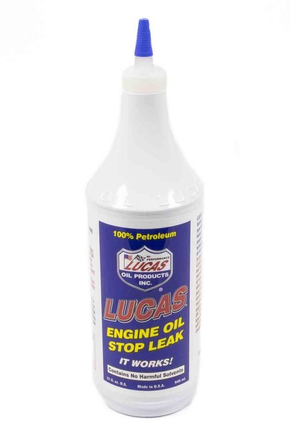 Lucas Oil Engine Oil Stop Leak 1 Quart