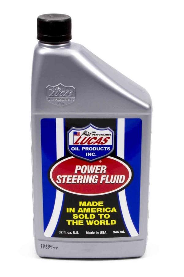 Lucas Oil Power Steering Fluid 1 Qt