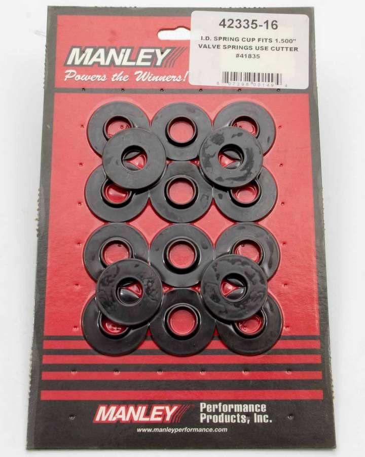 Manley 1.535 Valve Spring Locators - .635 ID