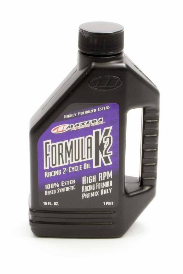 Maxima Racing Oils 2 Cycle Oil 16oz Formula K2