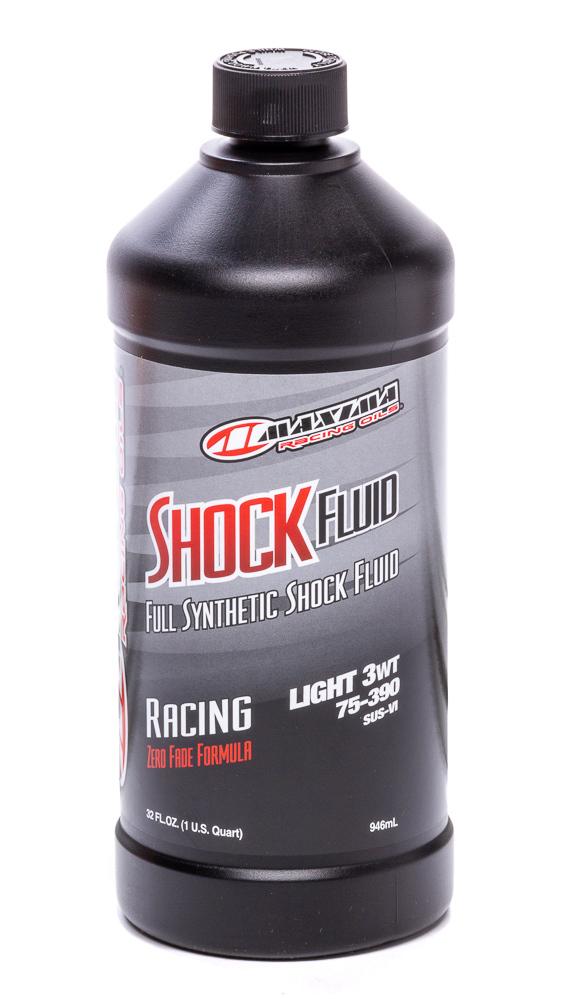 Maxima Racing Oils 3w Racing Shock Oil 32oz Bottle