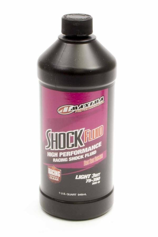 Maxima Racing Oils 3w Racing Shock Oil 32oz