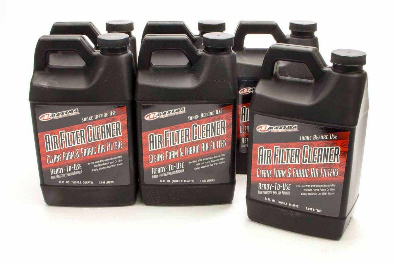 Maxima Racing Oils Air Filter Cleaner Case 6x64oz