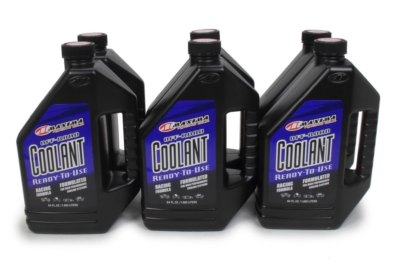 Maxima Racing Oils Off Road Coolant Case 6 x 64oz Bottles