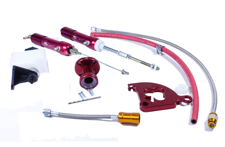 Mcleod Hyd Throwout Bearing & Hyd Clutch Quadrant Kit
