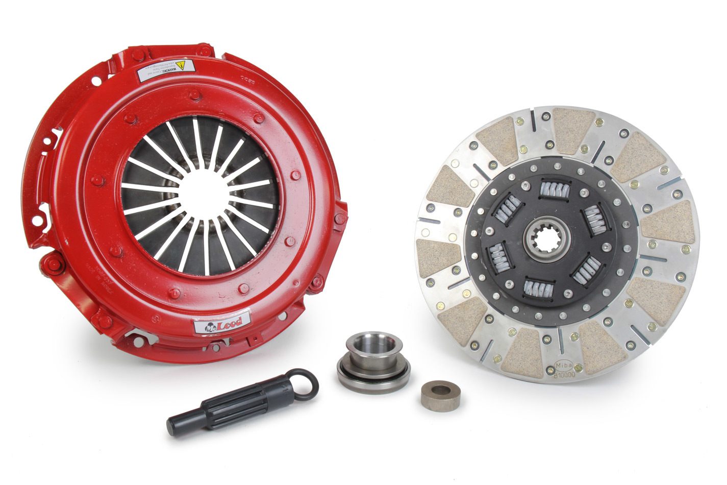 Mcleod Clutch Kit - Extreme Street 86-99 Mustang