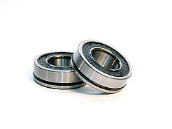 Moser Engineering Axle Bearings Small Ford Stock 1.377 ID Pair