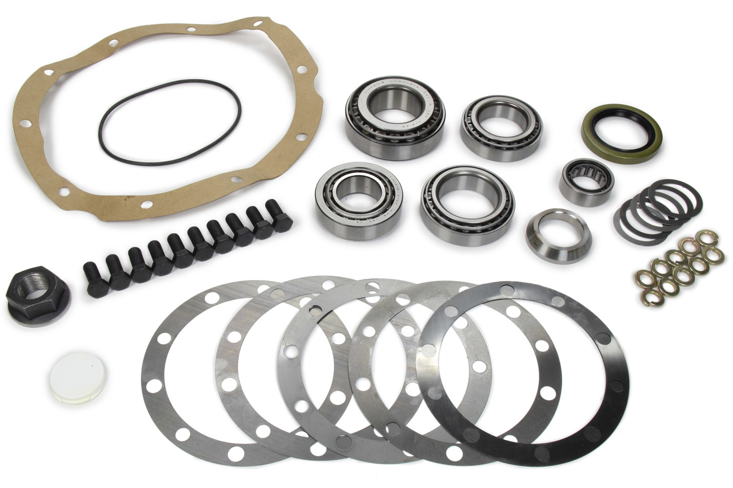 Moser Engineering Ford 9in Rear Diff Setup Kit 3.062 Case 10-Hole
