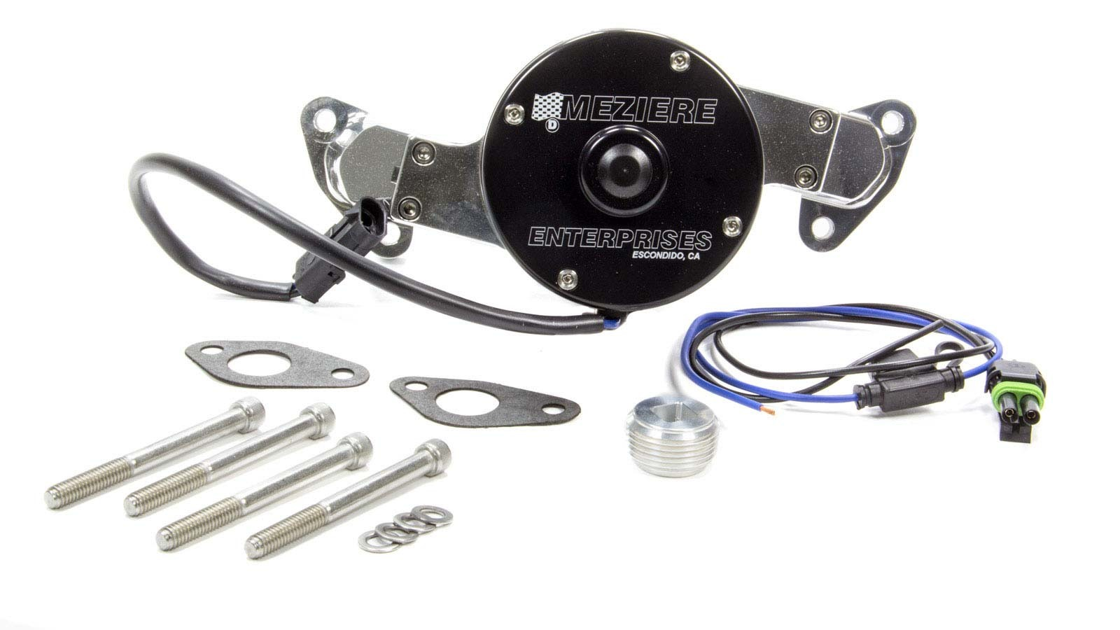 Meziere SBF Electric Water Pump - Pol. 94-Up 5.0/5.8L