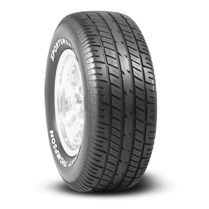 Mickey Thompson P255/60R15 Sportsman S/T Tire