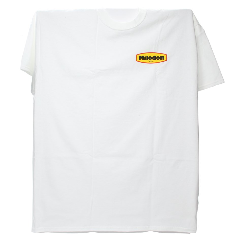 Milodon Hemi Engine T-Shirt - XL