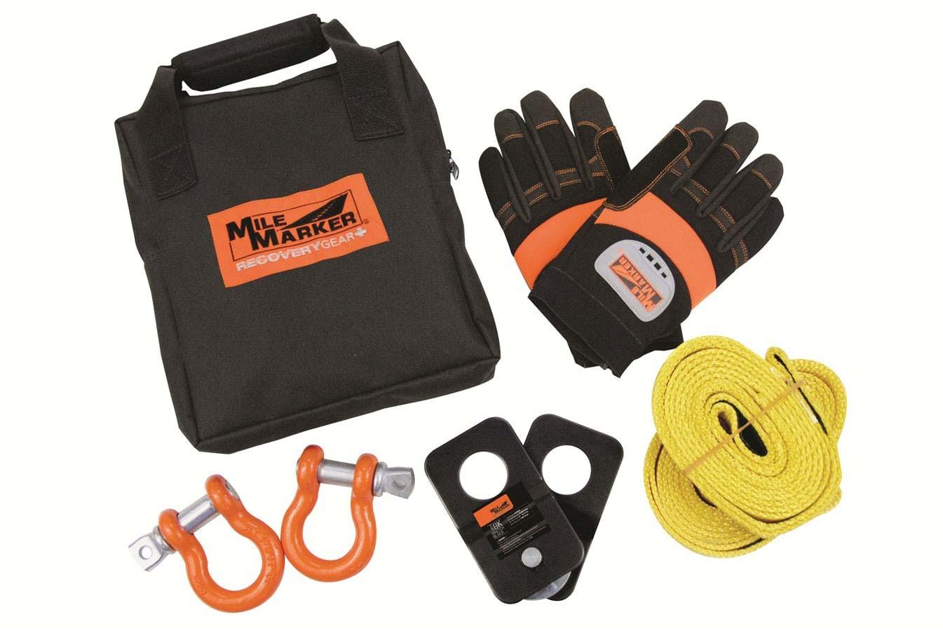 Mile Marker ATV/UTV Winch Accessory Kit