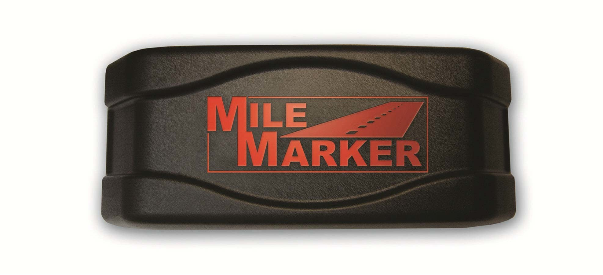 Roller Fairlead Cover With Mile Marker Logo