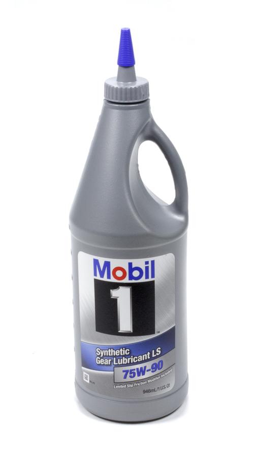 Mobil 1 75w90 Gear Lube 1 Qt