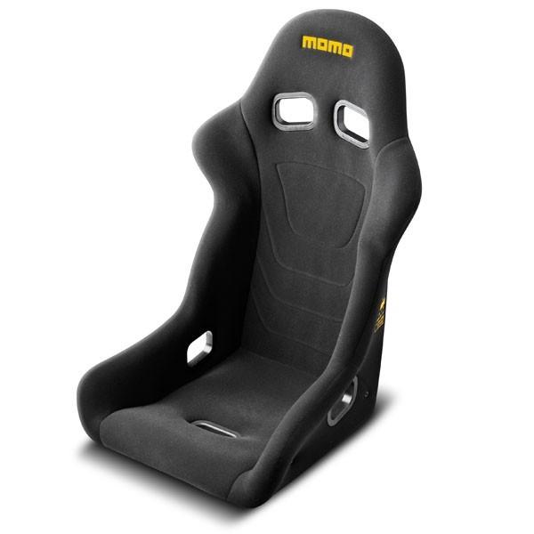 Momo Automotive Accessories Start Racing Seat Regular Size Black