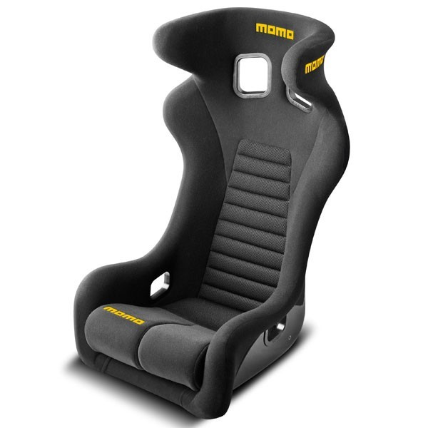 Momo Automotive Accessories Daytona Racing Seat XL Size Black