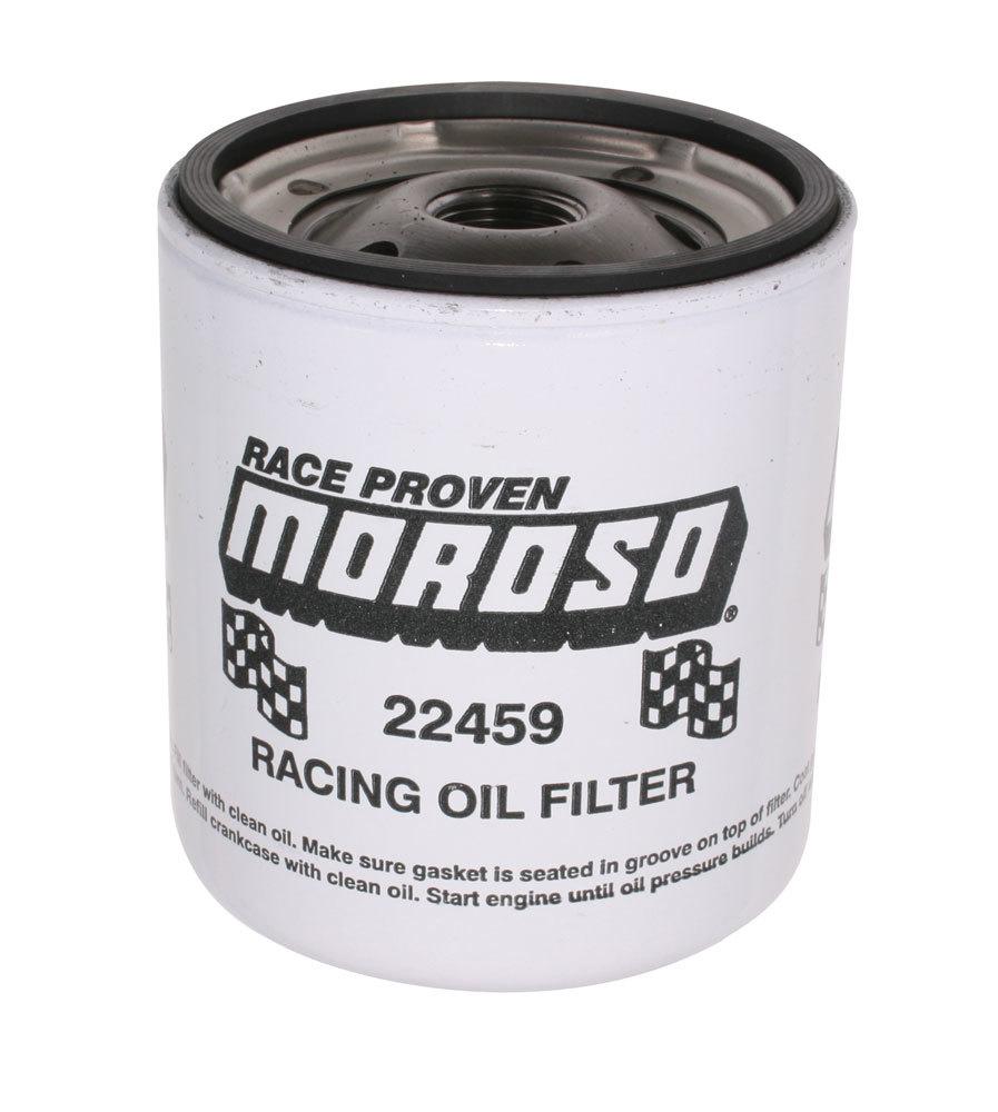 Moroso Short Chevy Race Filter