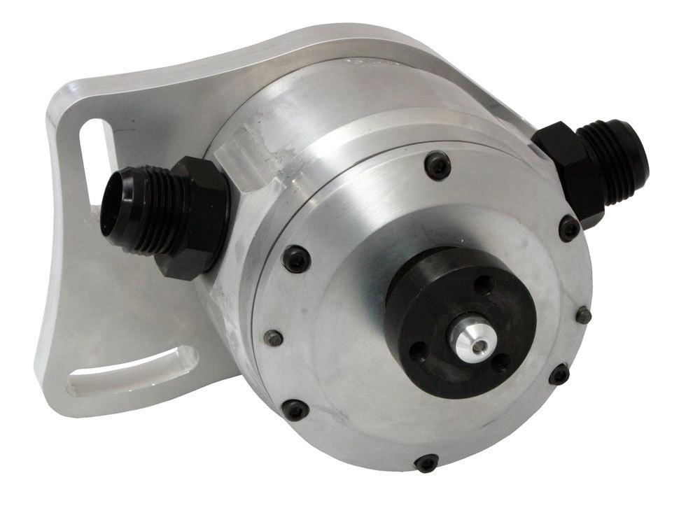 Moroso 4-Vane Vacuum Pump - Enhanced Design
