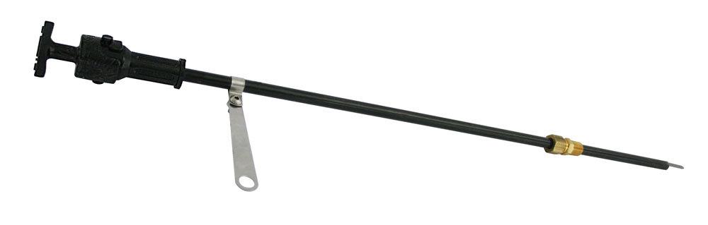 Moroso Universal Locking Oil Dipstick Kit