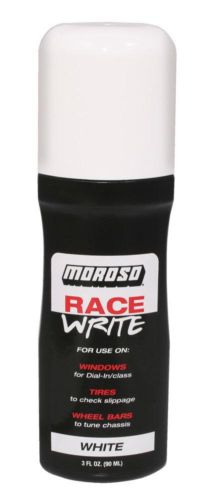 Moroso Race Write - Dial-In Indicator - White 3oz.