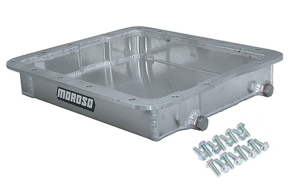 Moroso Transmission Pan Aluminum GM 700R4
