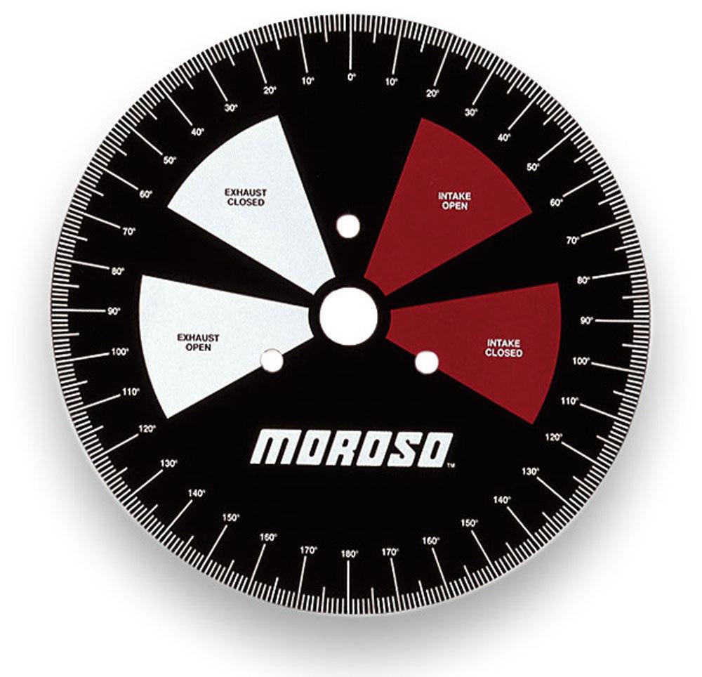 Moroso 11in Degree Wheel