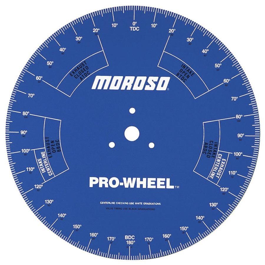 Moroso 18in Pro Degree Wheel