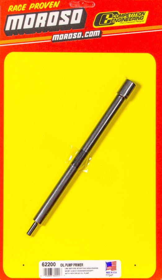Moroso Oil Pump Primer