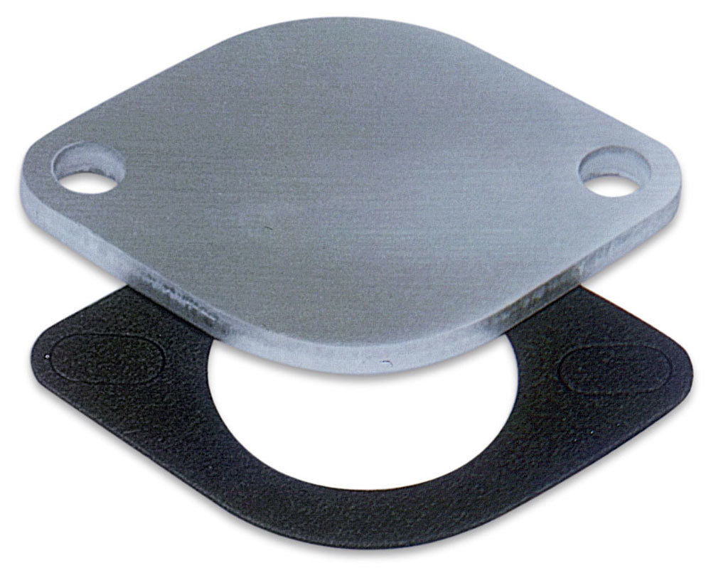 Moroso Filler Neck Block-Off Plate