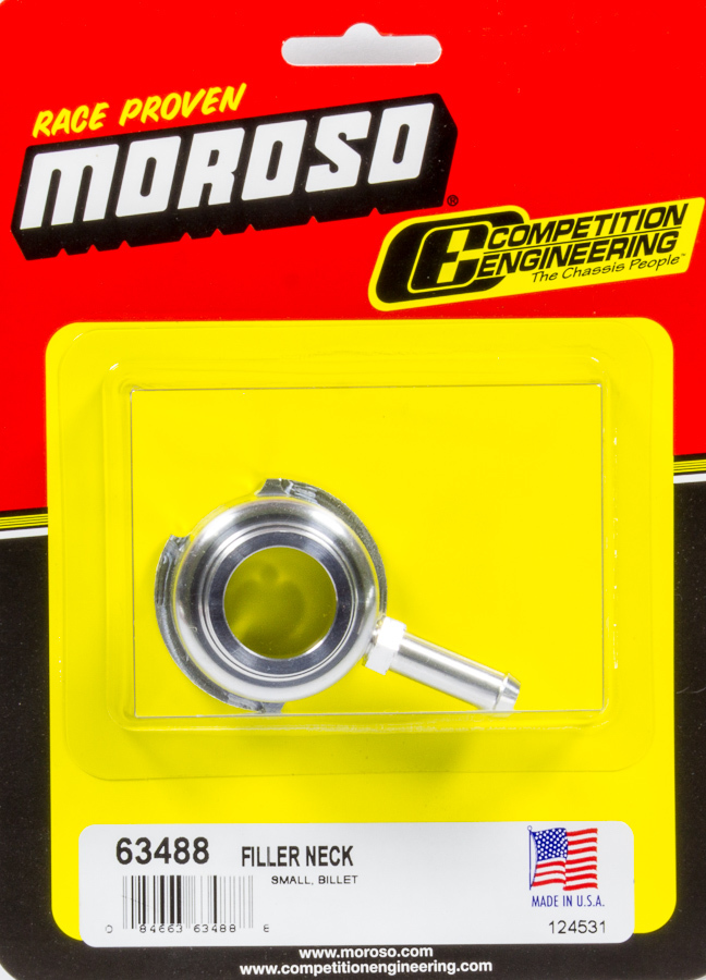 Moroso Billet Filler Neck - Small Design