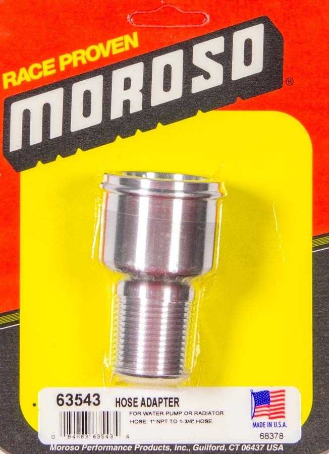 Moroso 1in - 1-3/4in Adapter