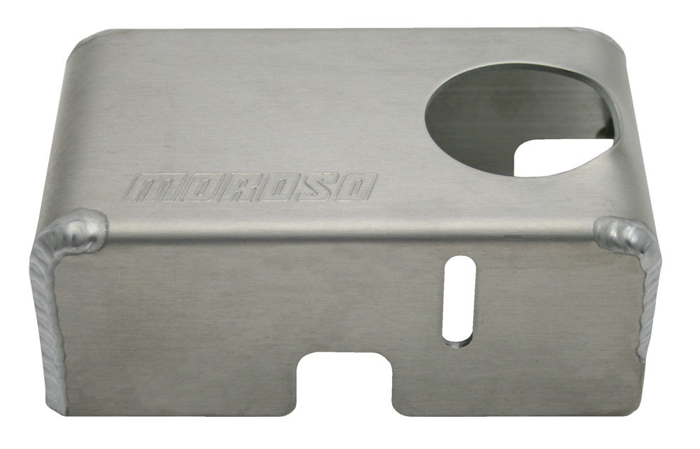 Moroso Brake Booster Cover - 97-08 Corvette