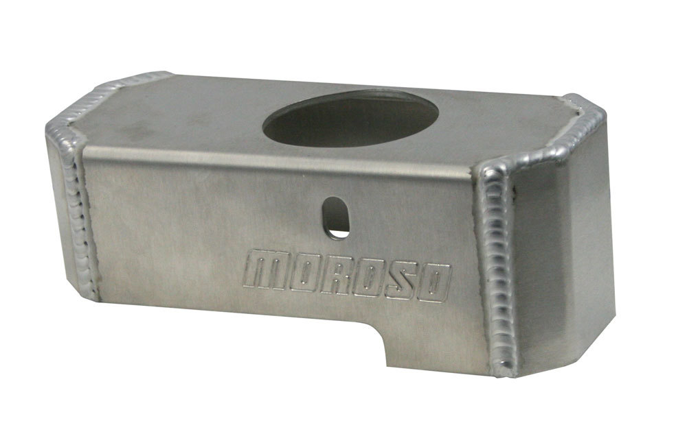 Moroso Alm Brake Booster Cover - 79-93 Mustang