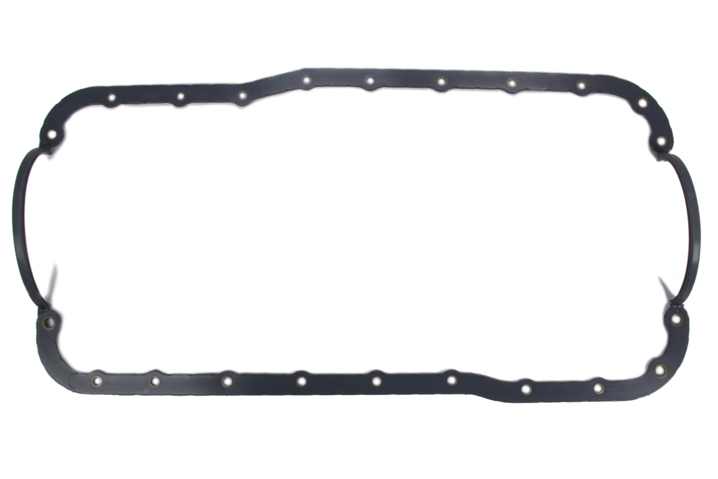 Moroso Oil Pan Gasket - Ford 460 Early Style 1pc.