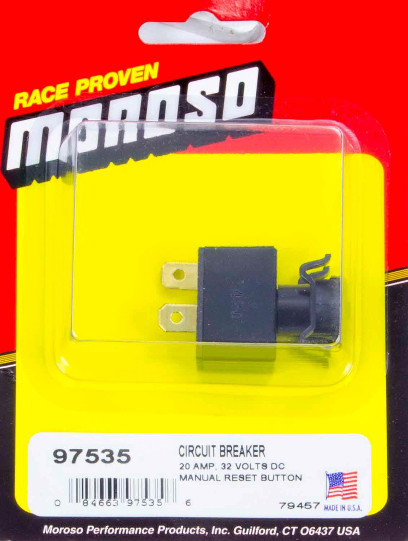 Moroso Replacement Circuit Breaker