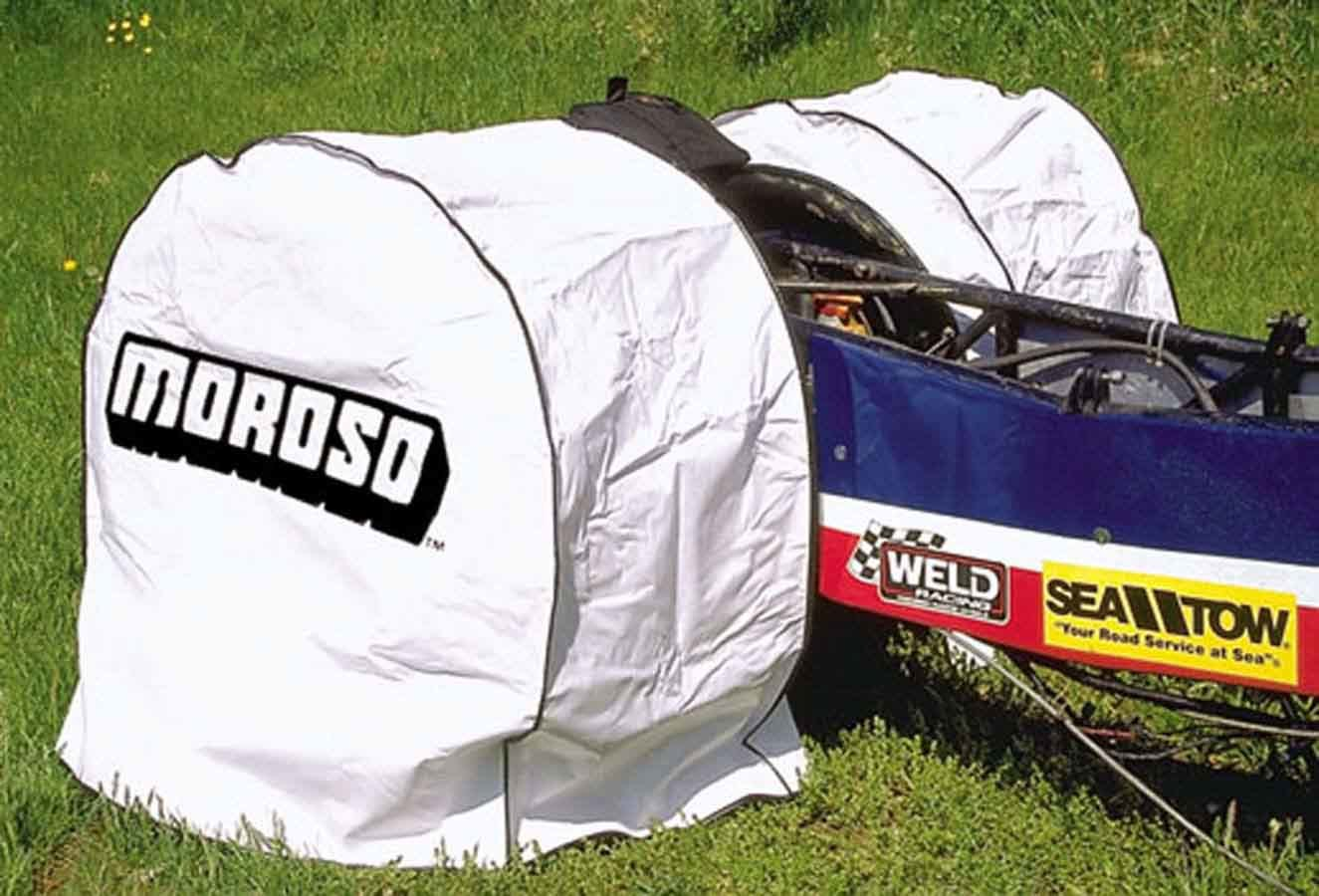 Moroso Tire Cover Fits Over Tire