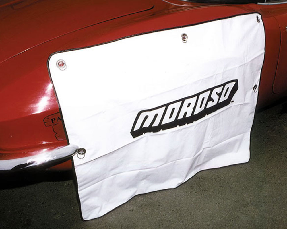 Moroso Tire Cover w/Suction Cup