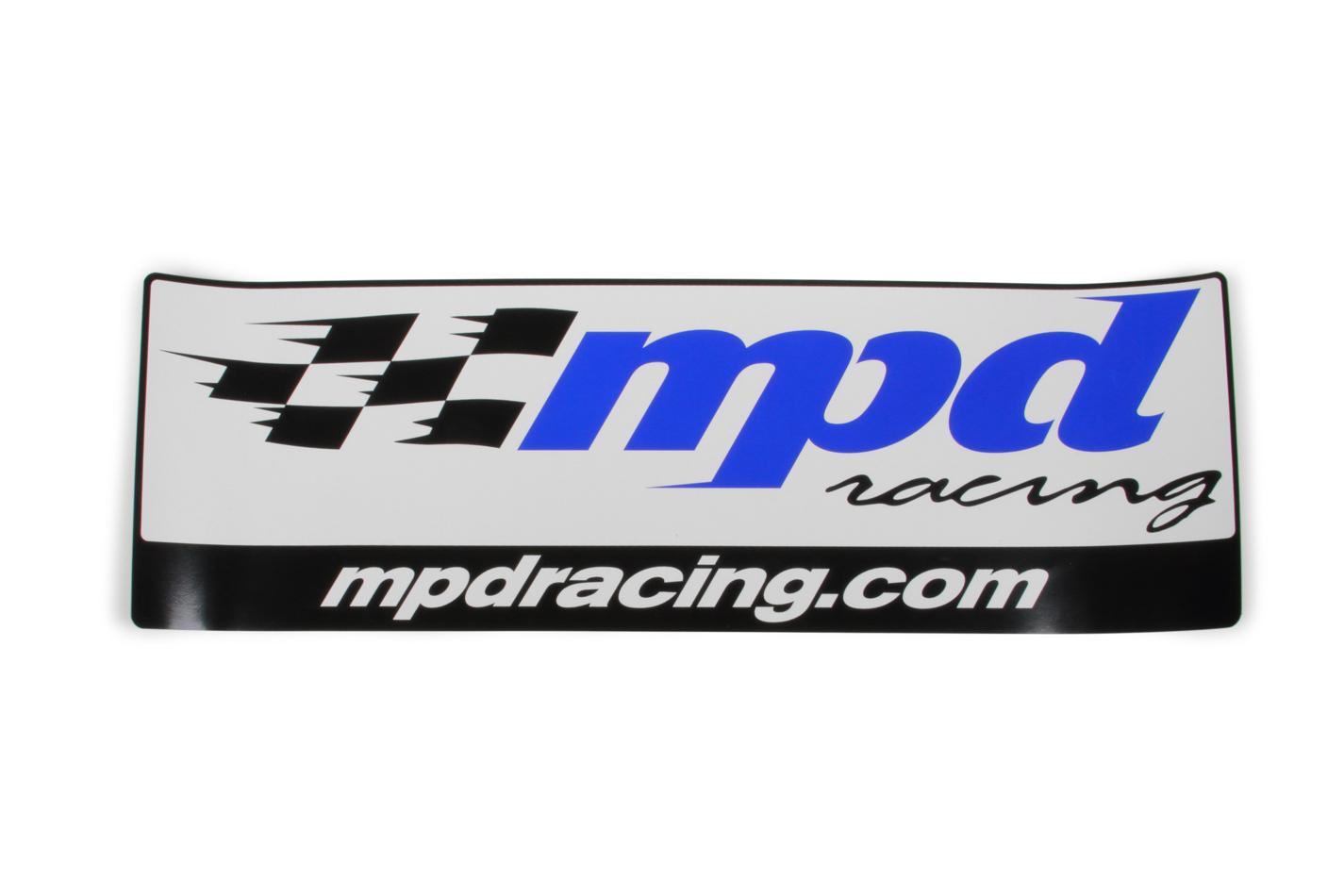 Mpd Racing MPD Decal 6x18